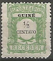 Guine Bissau GUS0010011921 Correios de Portugal