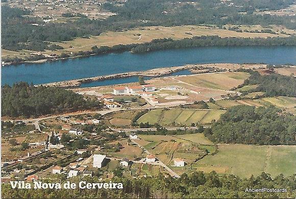 Portugal PTVC1758 Viana do Castelo Vila nova de Cerveira
