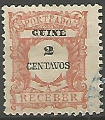 Guine Bissau GUS0050011921 Correios de Portugal