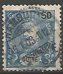 Guine Bissau GUS0020011898 Correios de Portugal