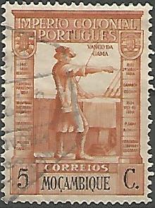 Moçambique MOS0030011938 Correios de Portugal