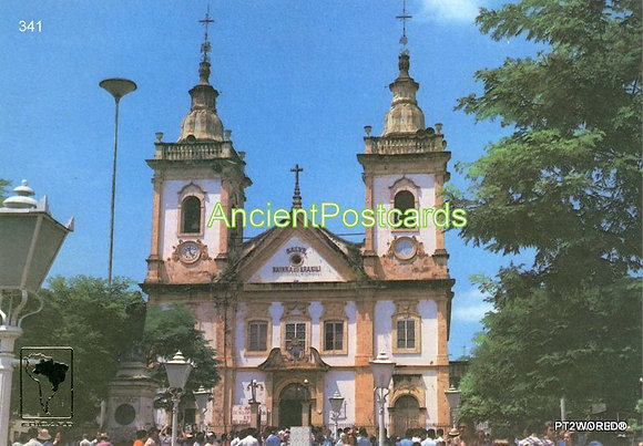 Brasil Postcards BRP341 Aparecida