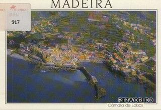 Portugal PTMA917 Madeira