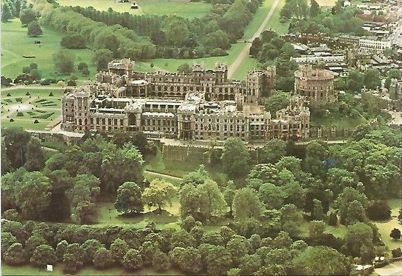United Kingdom UKPE0101 Berkshire Windsor 1984