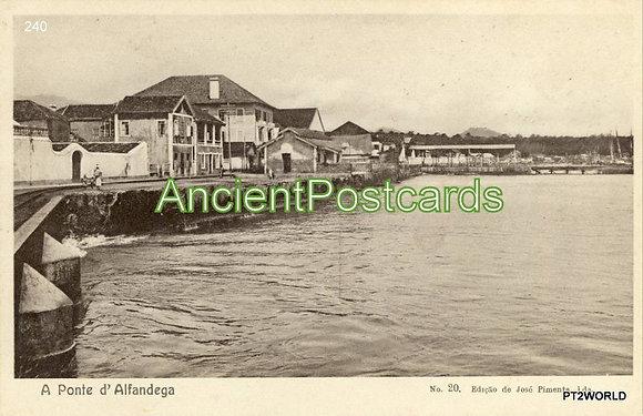 S. Tomé and Principe STP240 A Ponte d`Alfandega