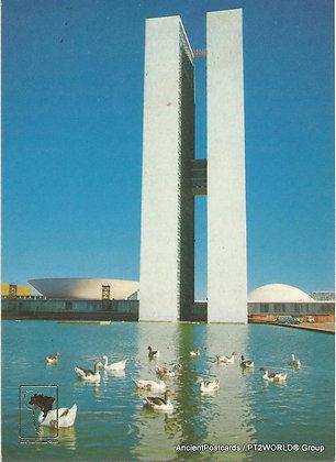Brasil Postcards BRP2518 Brasilia