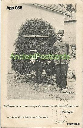 Portugal Ago PTLE0361910 Leiria Caldas da Rainha 1910