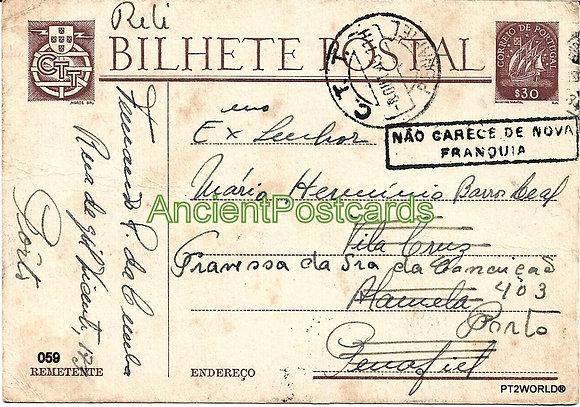 Bilhete Postal PT059/45