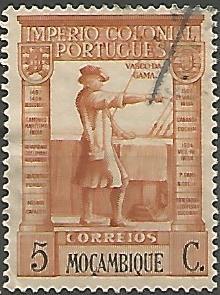 Moçambique MOS0040011938 Correios de Portugal