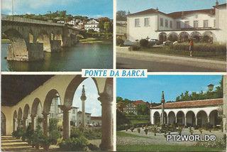 Portugal PTVC1579 Viana do Castelo Ponte da Barca