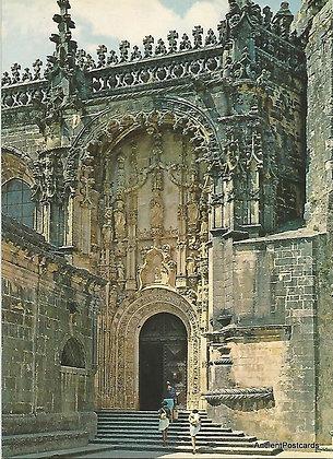Portugal PTST1834 Santarem Tomar