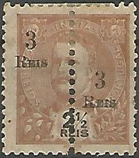 India INS0030011911 Correios de Portugal