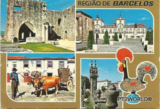 Portugal PTBR1366 Braga Barcelos