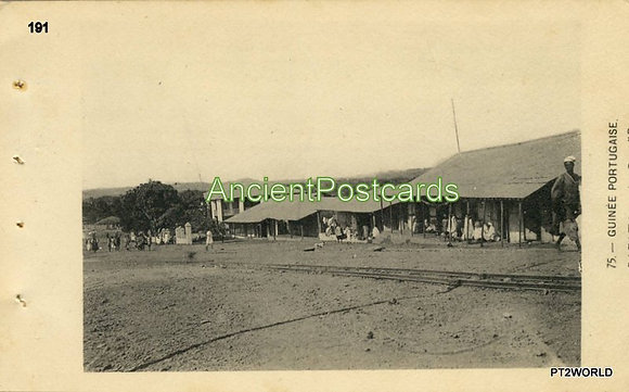 Guinea Bissau GPP191 75 Guinne Portuguaise