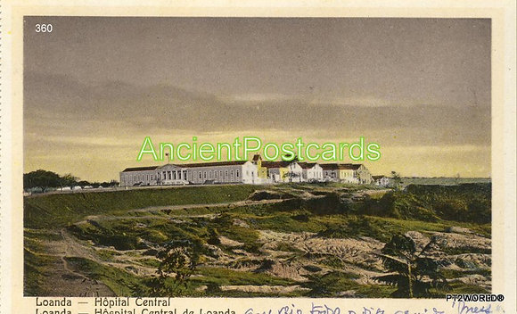 Angola ANP360 Loanda