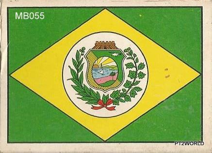 Brasil MatchBoxes BRMB055 Estado de Ceará 07