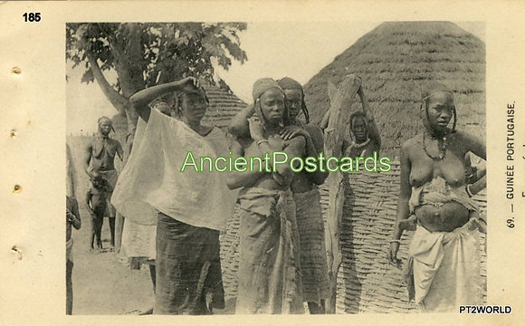 Guinea Bissau GPP185 69 Guinne Portuguaise