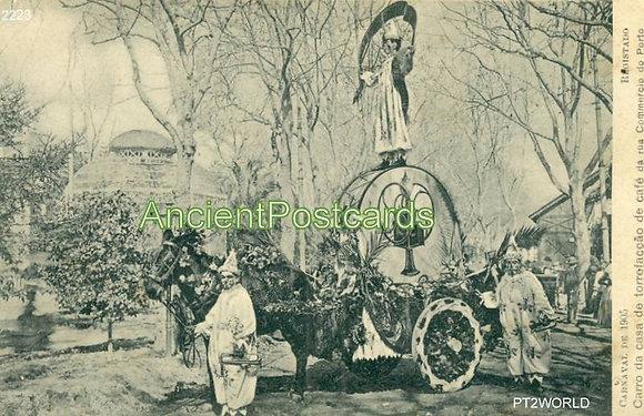 Portugal PTPT23 Porto Carnaval 1905