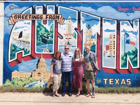 4 Days in Austin, TX