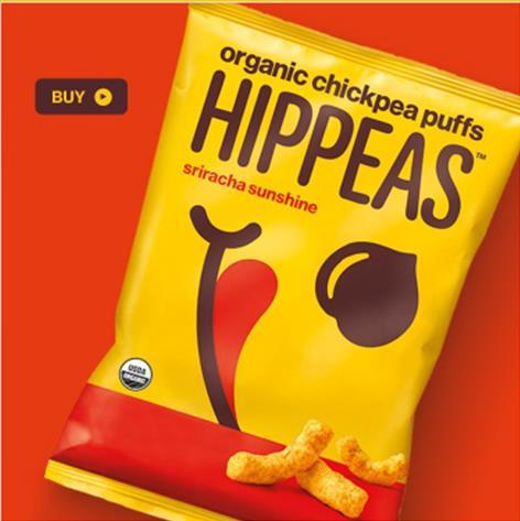 HIPPEAS Fajita