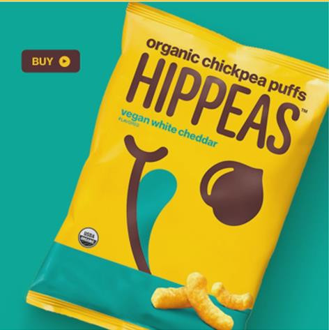 HIPPEAS Cheddar