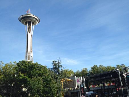 Bumbershoot In Seattle