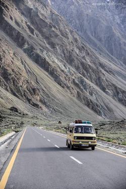 Karakoram Highway, Gilgit-Baltistan