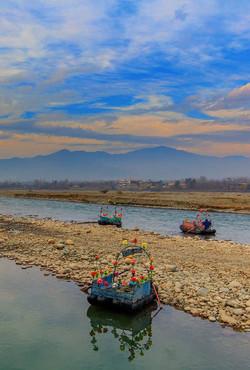 Swat River, KPK