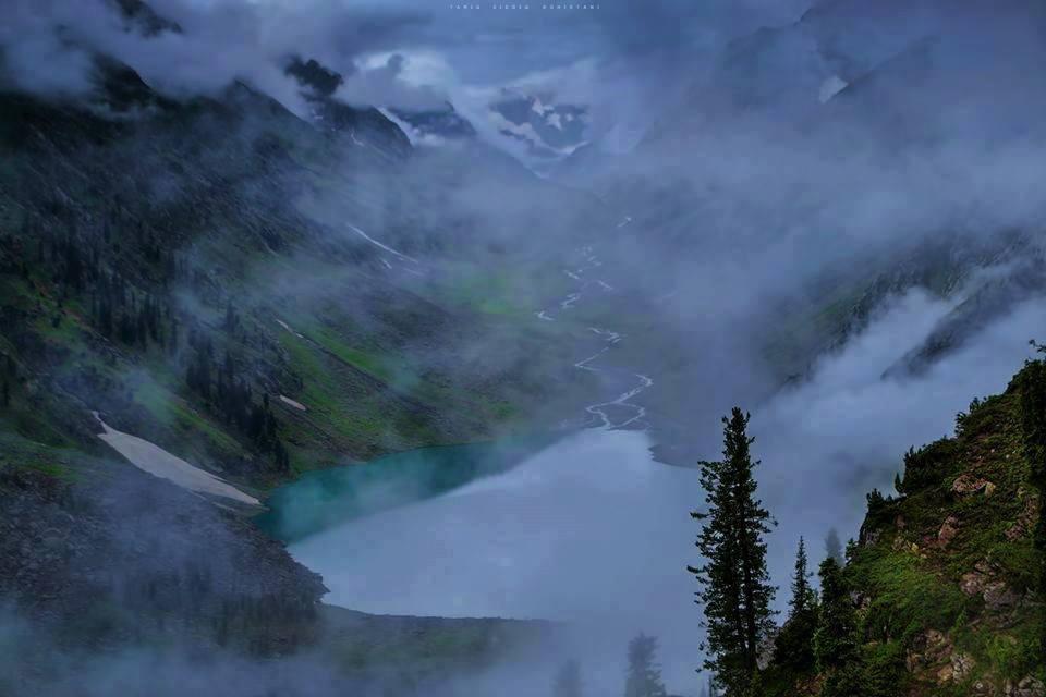 kandol lake Top of Derai baanda, Swat Pakistan