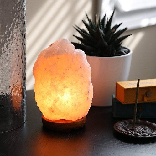 Himalayan Pink salt lamp natural hand crafted