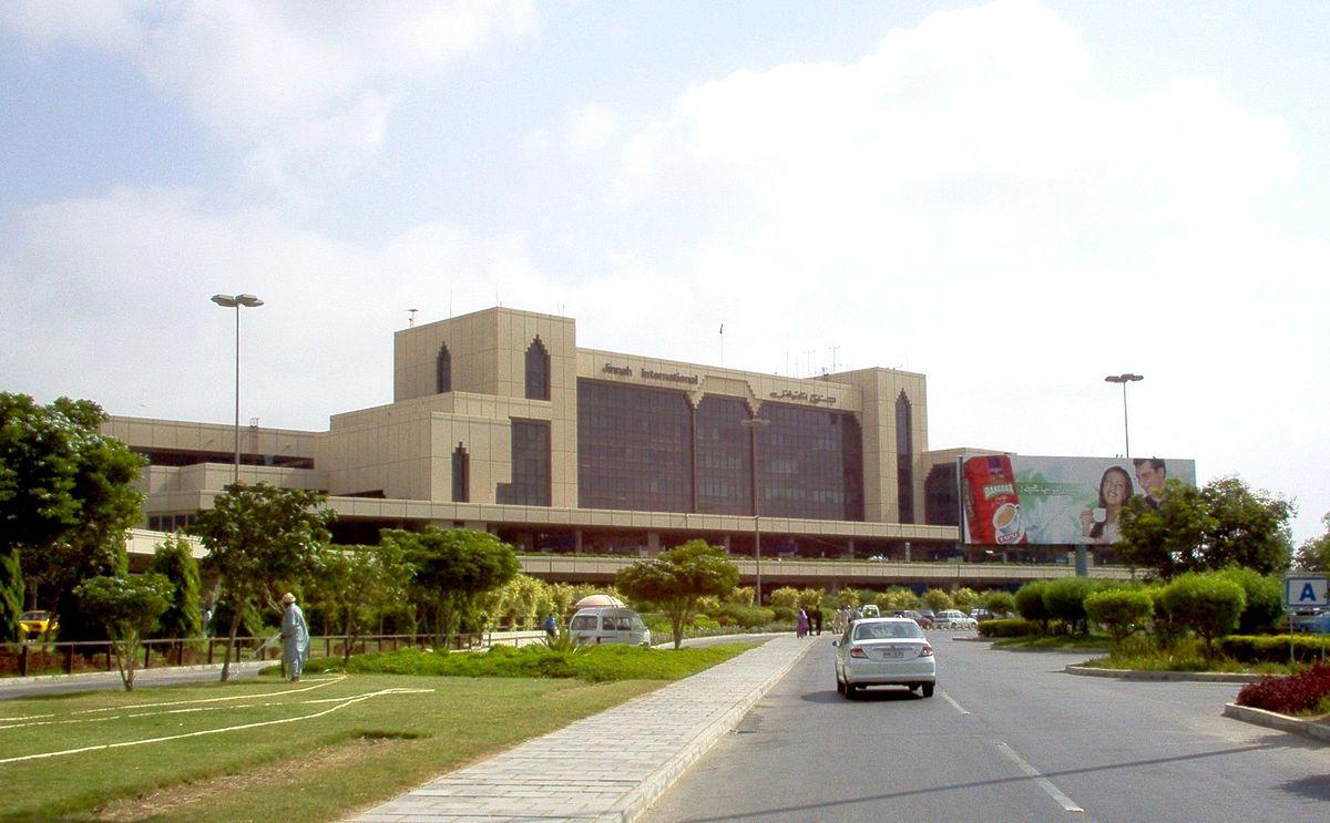 Jinnah Internationa Airport