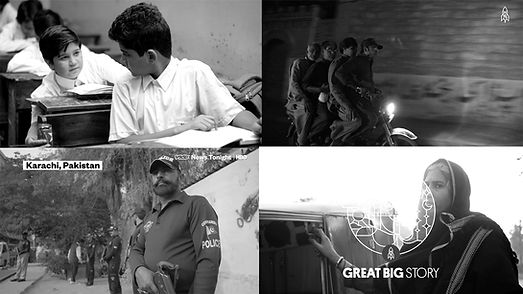 commercial documentary award black production