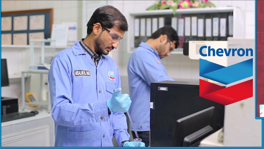 Chevron Safety Video