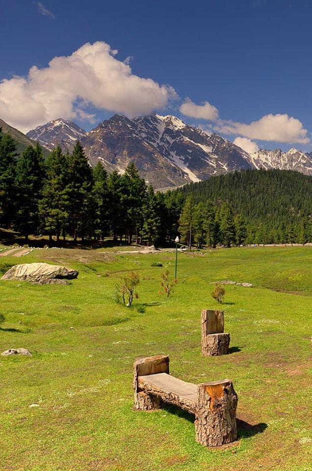 Rama Meadows, Gilgit-Baltistan