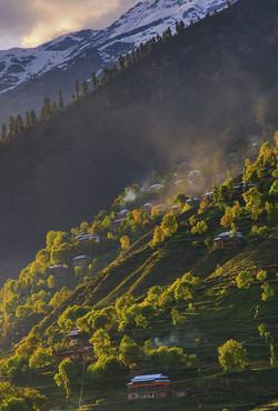Kail, Neelam Valley, Azad Kashmir