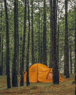 Camping in the Wild, PanjPeer Rocks, Kotli Sattian, Distt. Rawalpindi