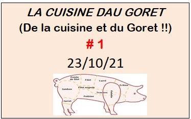 cuisine dau goret #1