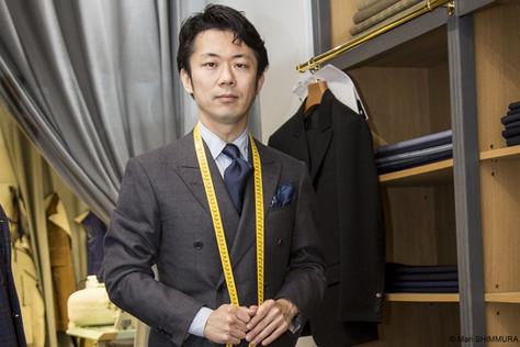 鈴木健次郎(テーラー)