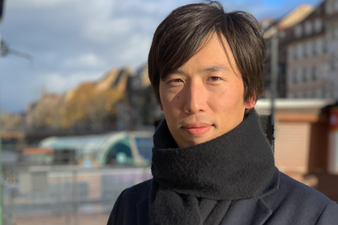 加藤亨延(記者)