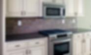 Madison White Glazed Accent Kitchen & Bath Cabinets