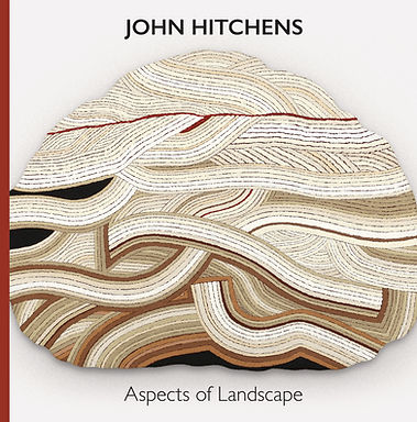 John Hitches Aspects of Landscape Book Cover