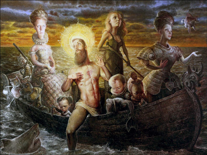 Flight of the Magdalene (Scott G. Brooks)