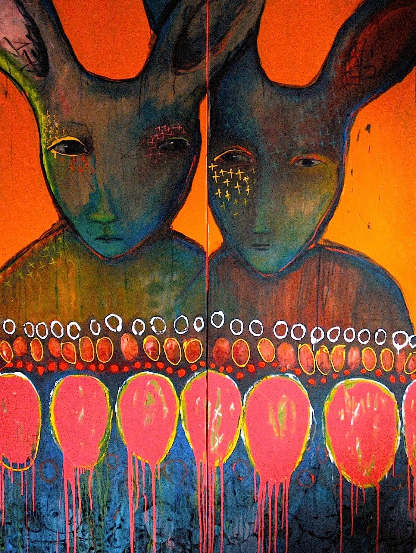 Jack Rabbit Coupling (Lania D'Agostino)