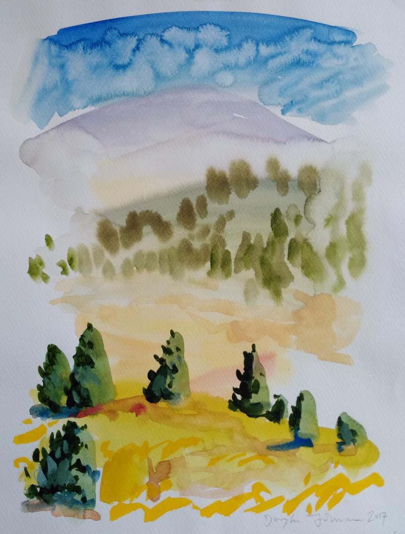 Foothill Pines, Colorado