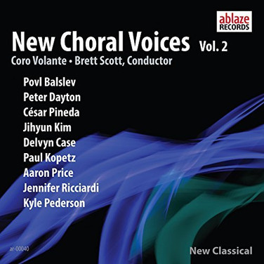 New Choral Voices, Vol. 2