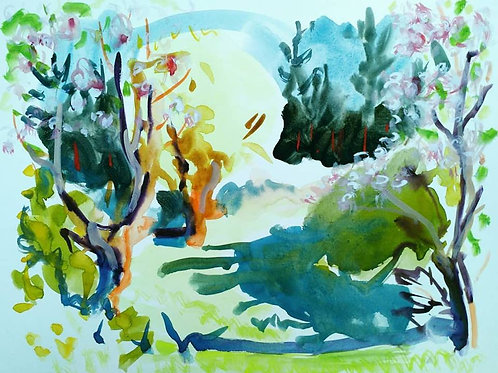 Spring Orchards, West Sussex