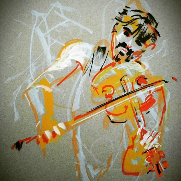 Eric's Viola I