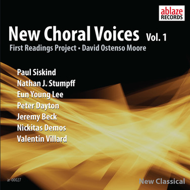 New Choral Voices, Vol. 1