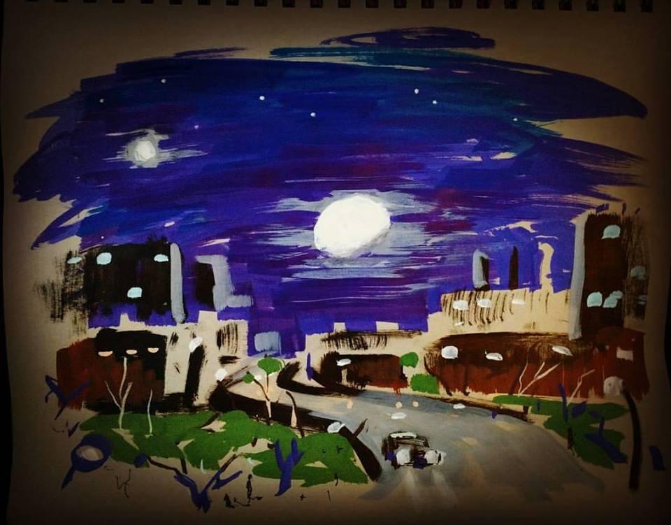 City Asleep