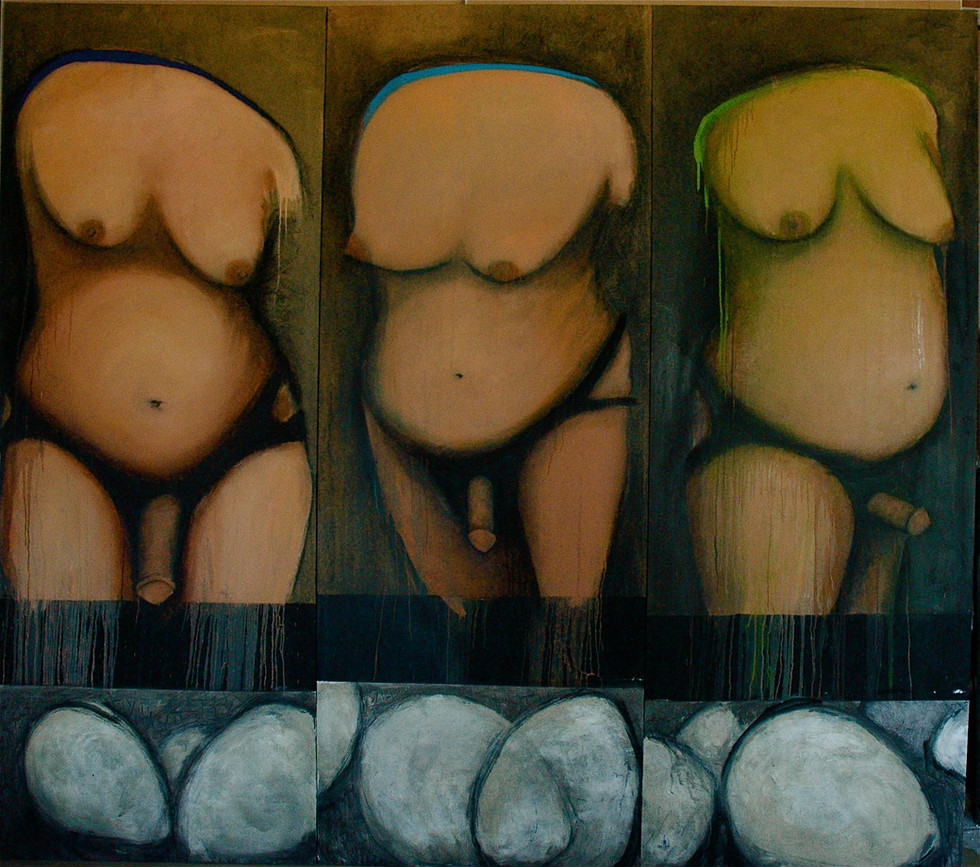Ovulation (Lania D'Agostino)